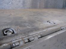 ダンプ床(鉄板張り2)