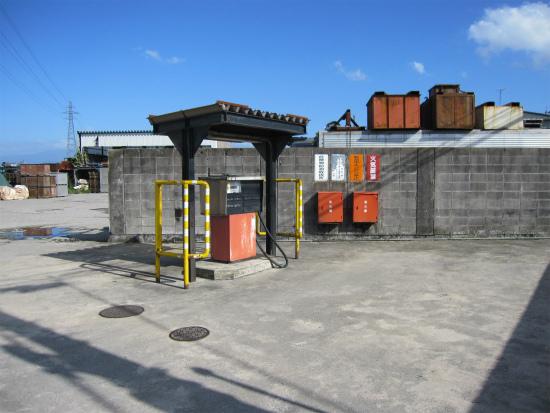給油設備(地下タンク貯蔵所)
