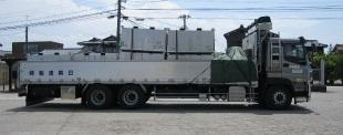 一般貨物自動車運送業のイメージ